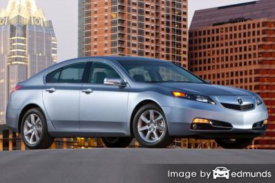 Cheapest Insurance For An Acura TL In Orlando - Acura insurance