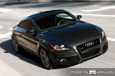 Insurance quote for Audi TT in Orlando