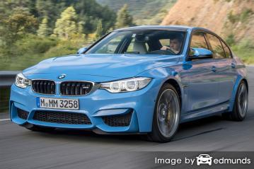 Discount BMW M3 insurance