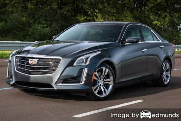 Insurance quote for Cadillac CTS in Orlando