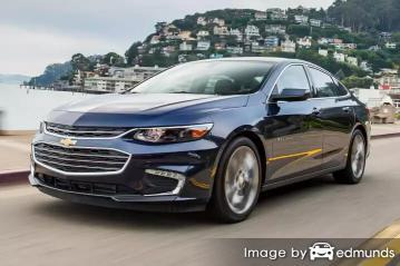 Insurance quote for Chevy Malibu in Orlando