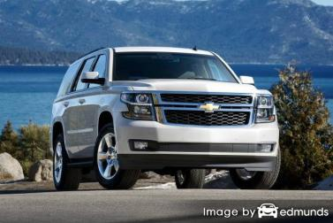 Insurance quote for Chevy Tahoe in Orlando