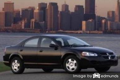 Insurance rates Dodge Stratus in Orlando