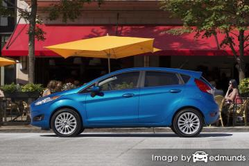 Discount Ford Fiesta insurance