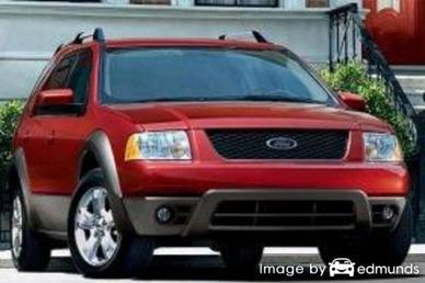 Insurance quote for Ford Freestyle in Orlando