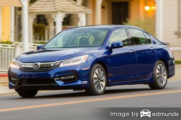 Insurance quote for Honda Accord Hybrid in Orlando
