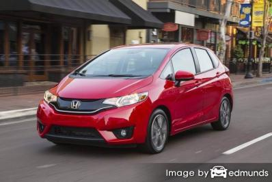 Insurance quote for Honda Fit in Orlando