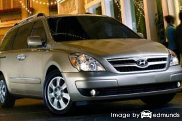 Insurance quote for Hyundai Entourage in Orlando