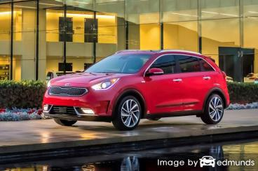 Discount Kia Niro insurance