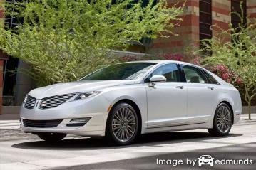 Insurance quote for Lincoln MKZ in Orlando