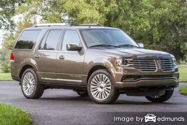 Insurance for Lincoln Navigator