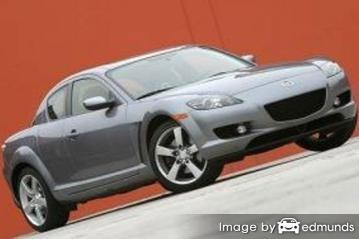 Insurance quote for Mazda RX-8 in Orlando