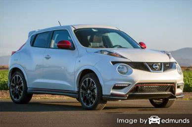 Insurance quote for Nissan Juke in Orlando