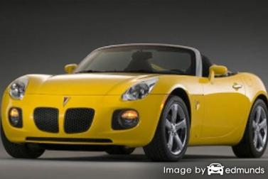 Insurance quote for Pontiac Solstice in Orlando