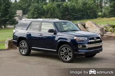 Insurance quote for Toyota 4Runner in Orlando