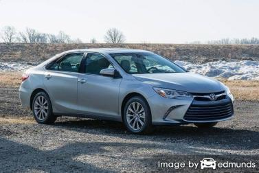 Insurance quote for Toyota Camry in Orlando
