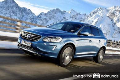 Insurance quote for Volvo XC60 in Orlando